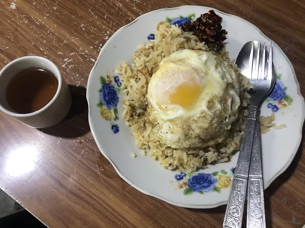 12月21日のヤンゴンでの朝ごはん (1)
