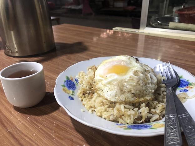 12月21日のヤンゴンでの朝ごはん (4)