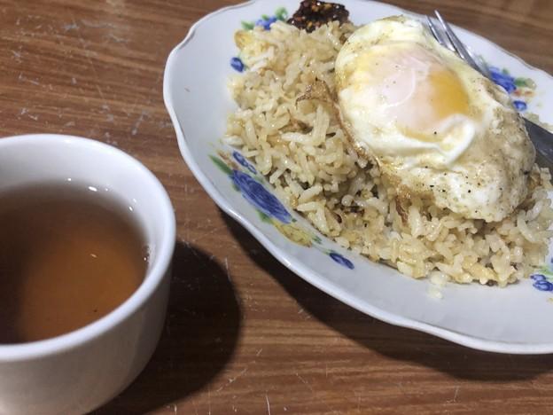12月21日のヤンゴンでの朝ごはん (3)