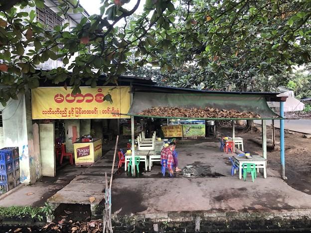 2020年クリスマスはヤンゴンの片隅で (9)