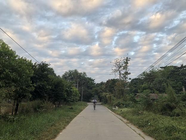曇り空のヤンゴン 12月26日 (5)