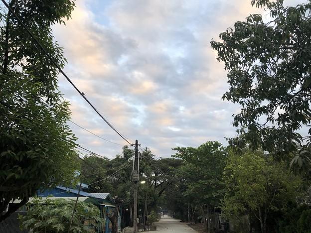 曇り空のヤンゴン 12月26日 (3)