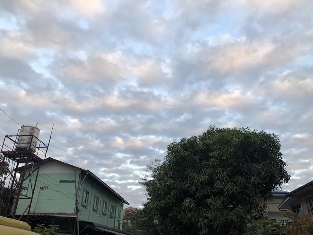 曇り空のヤンゴン 12月26日 (2)