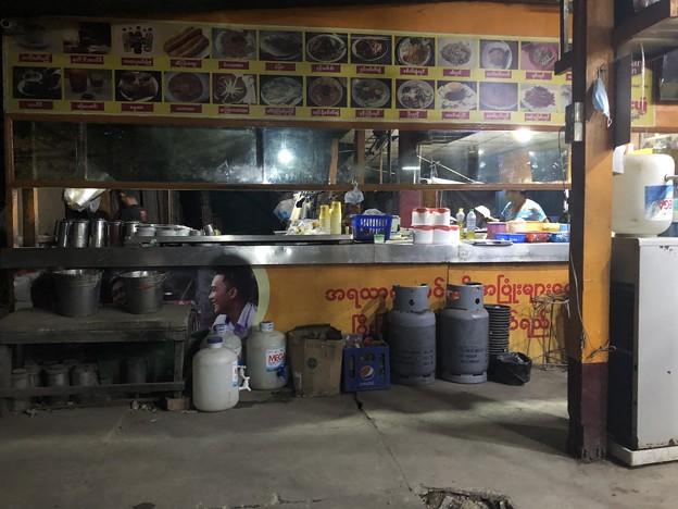 たくましいローカル食堂 (2)