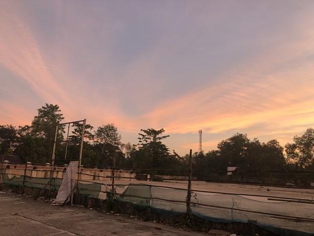 12月30日の早朝のヤンゴン (3)