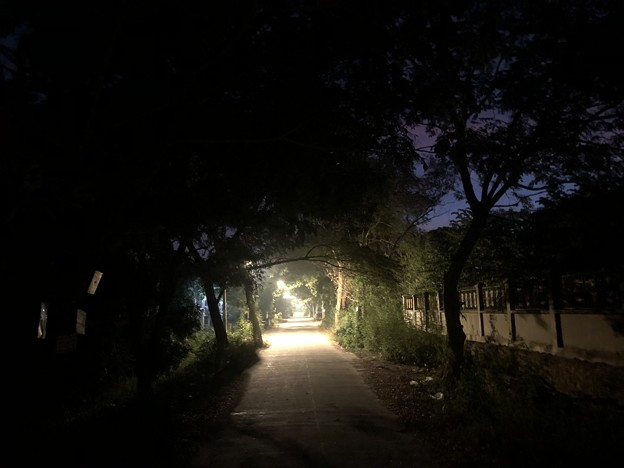 12月30日の早朝のヤンゴン (10)