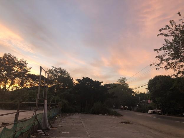 12月30日の早朝のヤンゴン (5)