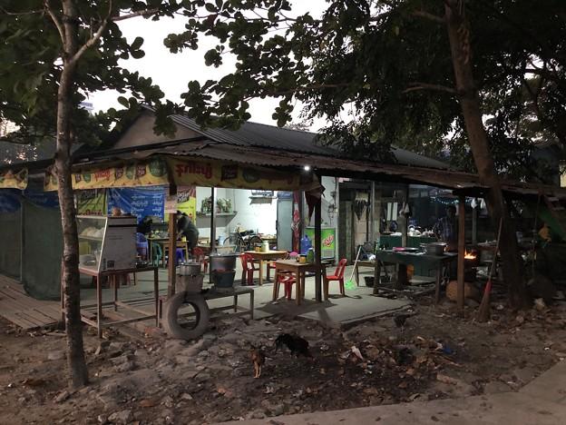 1月5日のヤンゴンの朝 (6)