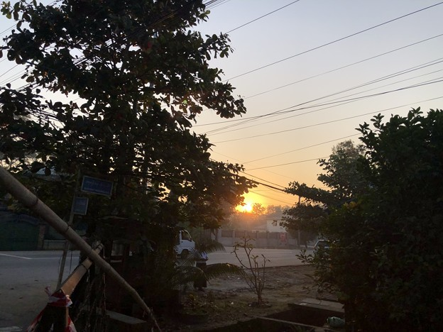 1月5日のヤンゴンの朝 (16)