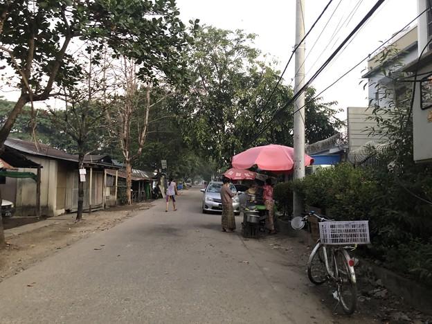 1月7日のヤンゴンの朝 (11)