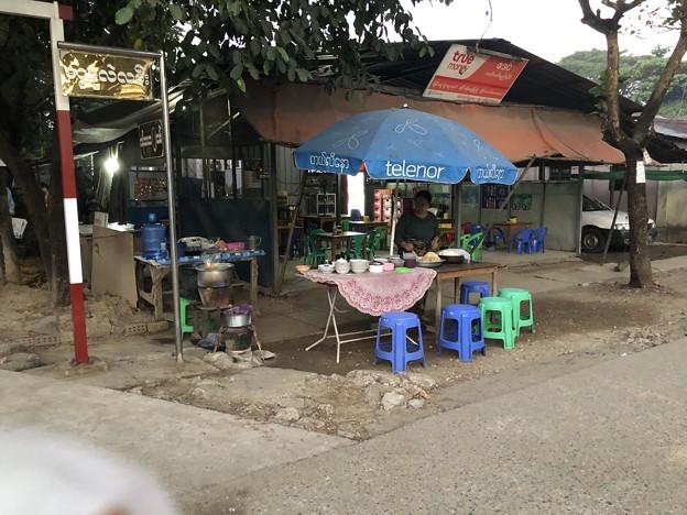 1月7日のヤンゴンの朝 (10)