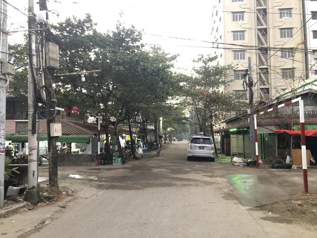 1月7日のヤンゴンの朝 (6)
