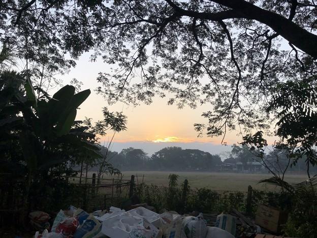 1月7日のヤンゴンの朝 (18)
