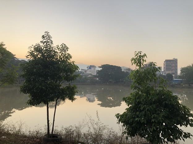 1月7日のヤンゴンの朝 (16)
