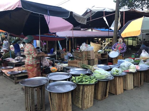 1月15日のヤンゴンの朝 (10)