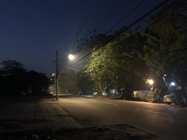 1月19日のヤンゴンの朝 (3)