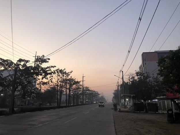 1月19日のヤンゴンの朝 (9)