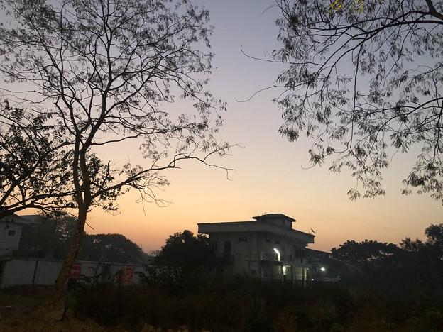 1月19日のヤンゴンの朝 (8)