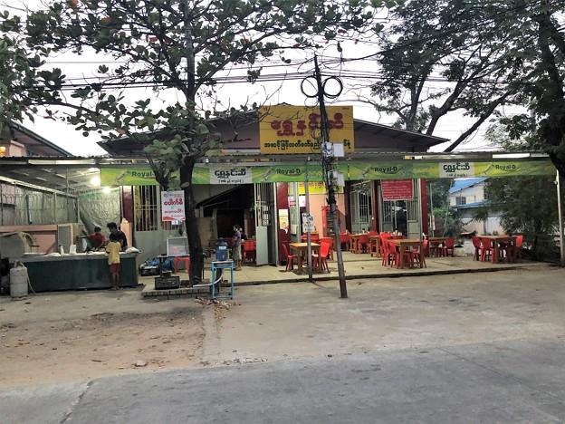 1月20日のヤンゴンの朝 (6)