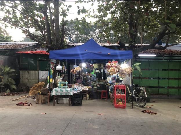 1月21日のヤンゴンの朝 (7)
