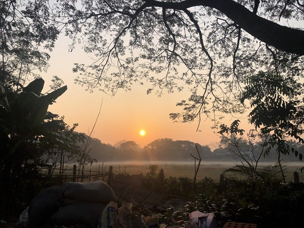 1月21日のヤンゴンの朝 (14)