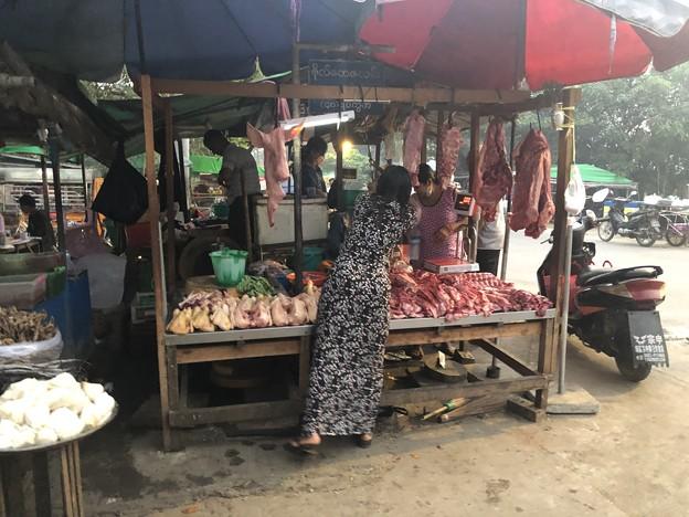 1月22日のヤンゴンの朝 (8)