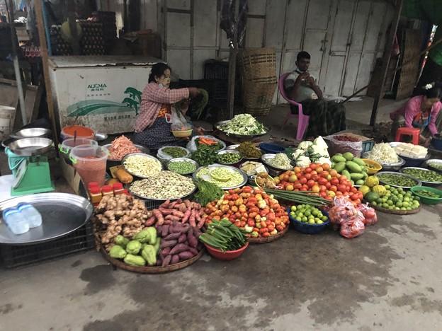 1月22日のヤンゴンの朝 (6)