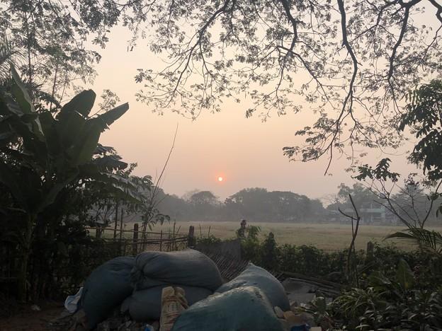1月22日のヤンゴンの朝 (18)