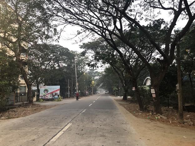 1月22日のヤンゴンの朝 (14)