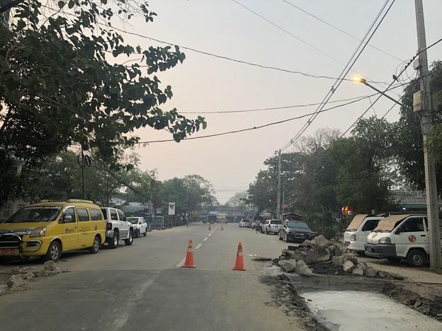 1月22日のヤンゴンの朝 (16)