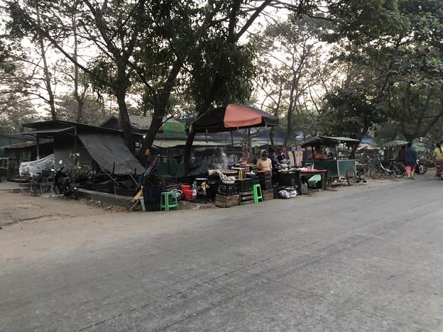 1月223日のヤンゴンの朝 (6)