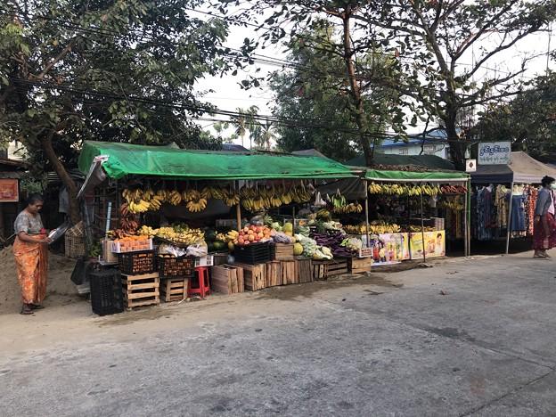 1月223日のヤンゴンの朝 (17)