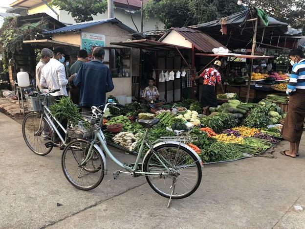 1月223日のヤンゴンの朝 (14)
