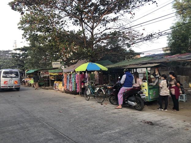 1月223日のヤンゴンの朝 (21)
