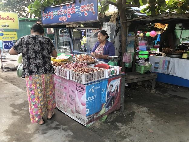 1月223日のヤンゴンの朝 (20)