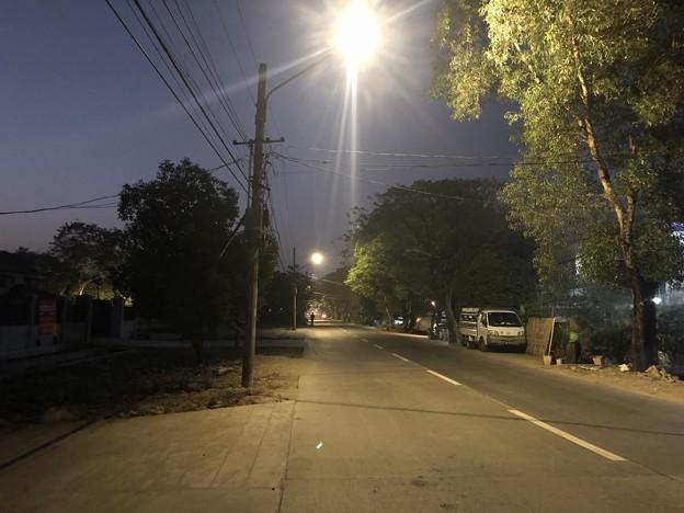 Photos: 1月24日のヤンゴンの朝 (1)