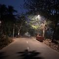 Photos: いつもより暗く感じる1月26日のヤンゴンの朝 (1)