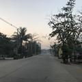 Photos: いつもより暗く感じる1月26日のヤンゴンの朝 (11)