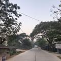 Photos: いつもより暗く感じる1月26日のヤンゴンの朝 (15)