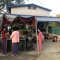 Photos: 寝坊した朝のヤンゴン1月27日 (10)
