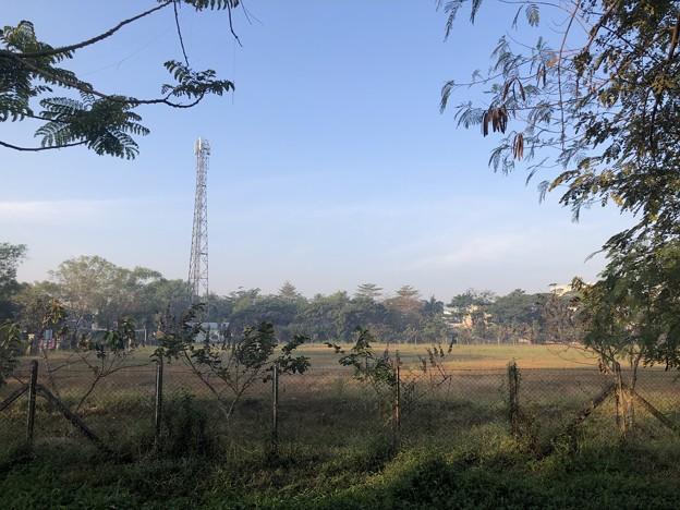 寝坊した朝のヤンゴン1月27日 (22)