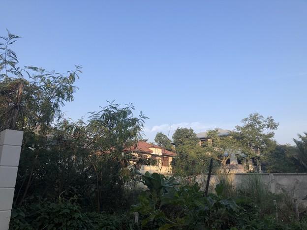 寝坊した朝のヤンゴン1月27日 (20)
