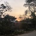Photos: ヤンゴンもやの朝な1月28日 (5)