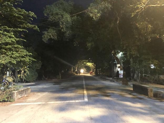 1月30日のヤンゴンの朝 (2)