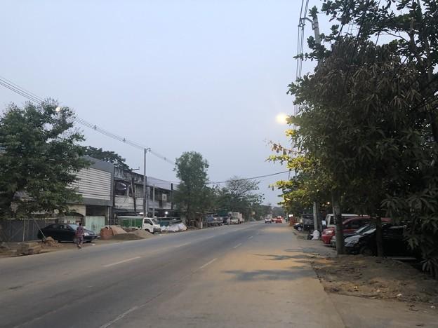 1月30日のヤンゴンの朝 (10)