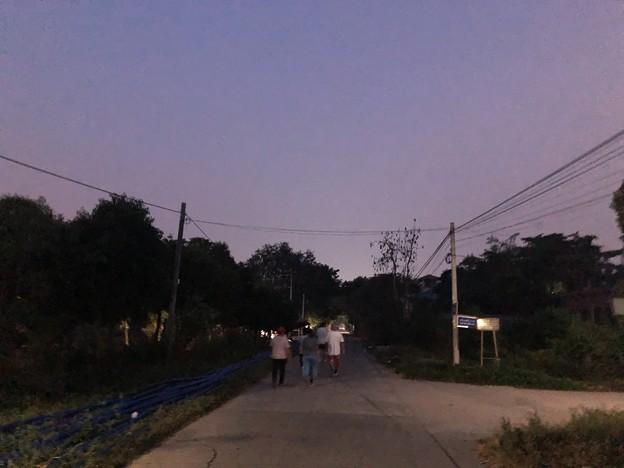 1月30日のヤンゴンの朝 (5)