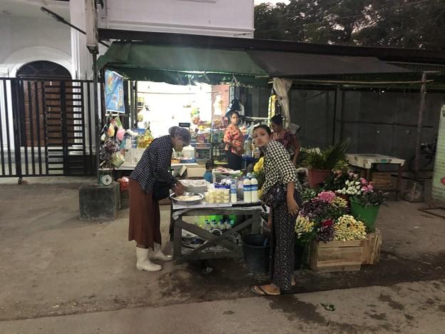 ヤンゴン1月最終日 (16)