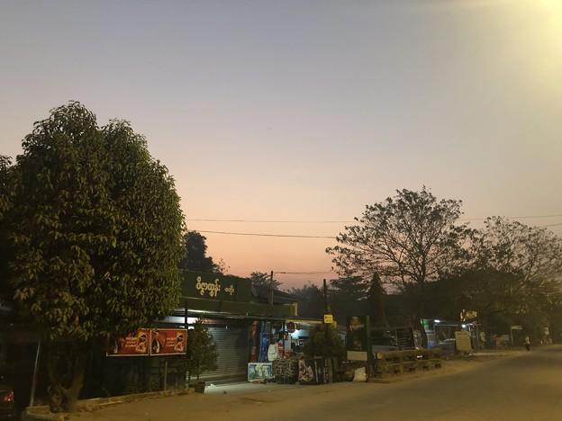 ヤンゴン1月最終日 (11)