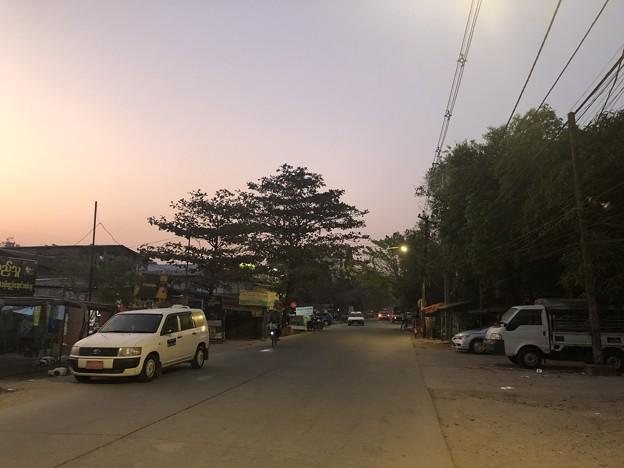 ヤンゴン1月最終日 (13)