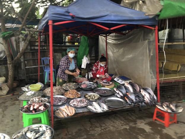 クーデター二日目のヤンゴンの片隅の朝 (11)